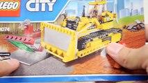 レゴ シティ ブルドーザー 60074 /LEGO CITY, Lego City 60074 Bulldozer