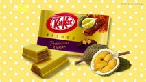 Kit Kat's New Limited Edition Might Smell Like Rotten Eggs and Gym Socks