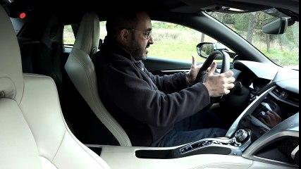 Honda NSX 2017 (Acura NSX)   Prueba   Test   Review en español