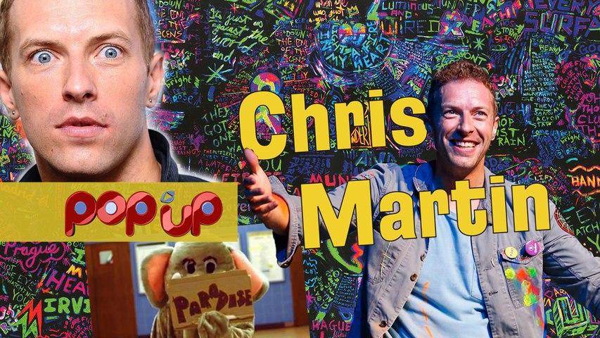 Chris Martin 40 - POP UP