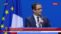 Benoît Hamon répond aux élus sur sa réforme des rythmes scolaires