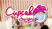 Cupcake Surprise with Princess Dolls / Pachnące Babeczki z Księżniczkami - TM Toys