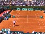 Davis Cup Highlights: Jo-Wilfried Tsonga v John Isner