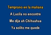Los Teen Tops - Lucila (Karaoke)