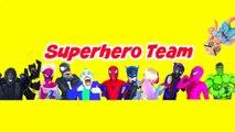 Spiderman vs Joker vs Batman - Spiderman Becomes A Spider! w_ Pink Spidergirl - Fun Superheroes  -)-aaWrN7