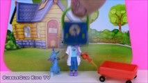 Lambies Lament | The Doc Files | Doc McStuffins | Disney Junior UK