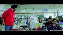Punjabi Comedy - Jatt & Juliet - Dialogue Promo - Fateh Irritates Pooja on Airport - PK hungama mASTI Official Channel