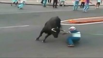 funny crazy bull fails most awesome bullfighting festival video best funny video fun with all clip