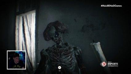 EI Games: Octávio Neto encontra um palhaço em Resident Evil e o resultado não foi muito bom