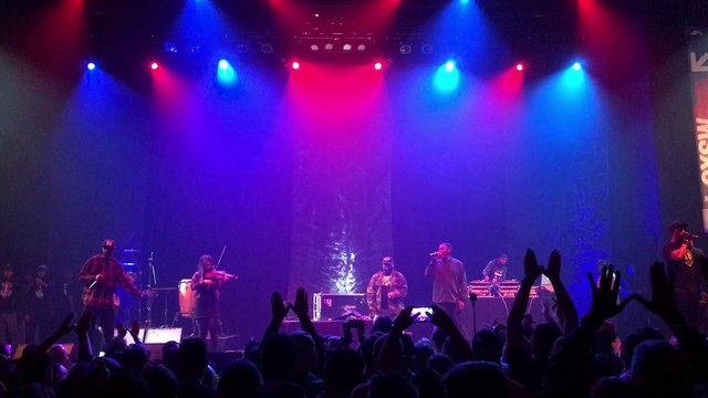 "Wu-Tang Clan performs ""Wu-Tang Forever"" LIVE at SXSW 2017"
