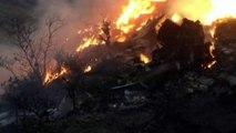 Pakistan PIA plane crash live video location of plane crash watch PK-661 crash
