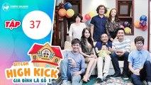 Gia đình là số 1 sitcom tập 37 full-Phim Viet Nam - Tiến Luật không dám ăn vì sợ Thu Trang giận dỗi