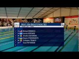 Swimming - men's 50m breaststroke SB2 - 2013 IPC Swimming World Championships Montreal