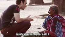 ---This 100-year-old Woman was selling berries and then Watch - Varun Pruthi videos