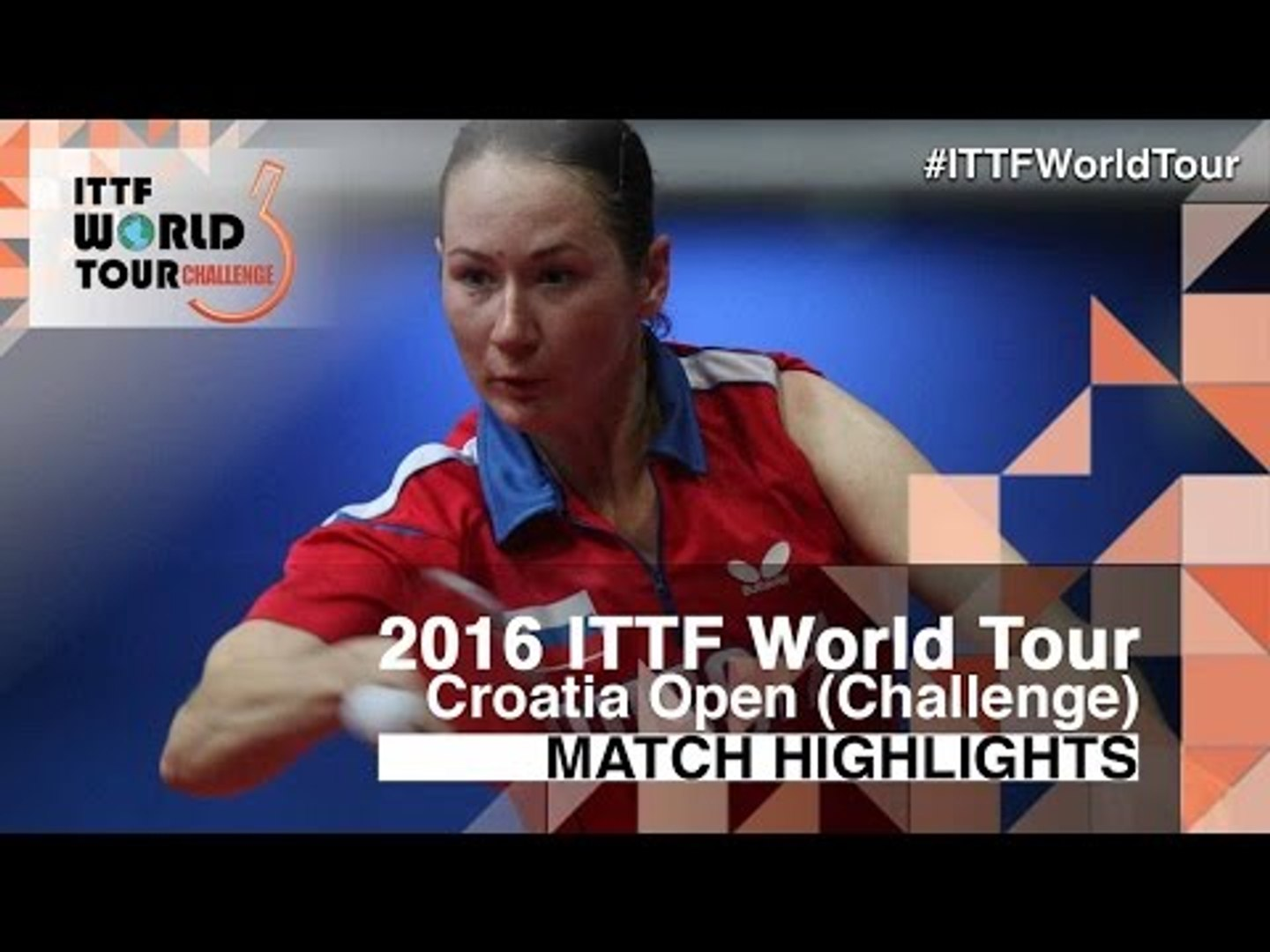 2016 Croatia Open Highlights: Miu Hirano vs Polina Mikhailova (1/2)