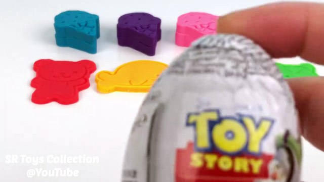 Learning Colours Video for Children Play-Doh Ice Cream with Cookie Cutters Fun