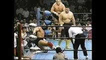 Toshiaki Kawada/Tamon Honda vs Steve Williams/Johnny Ace (All Japan October 1st, 1994)