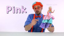 The Learn Colors for Toddlers during the Blippi Toys Fashion Show-1InSbLNhQAs