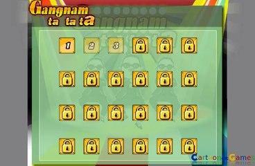 Танец полный Игры просто Новые функции Новый звезды стиль Gangnam 5