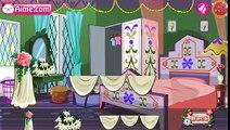 Disney Frozen Princess Elsa and Anna & Rapunzel Wedding Prep. Dress Up Games For Girls