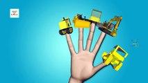JCB Monster Trucks For Children - Jcb Finger Family - 3D Jcb Finger FamilyKids Nursery Rhy