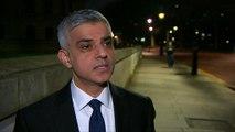 Londons Bürgermeister bietet Terrorismus die Stirn