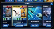 Jurassic World Pterosaur Terror battle tips, Monsters of the Deep events - Ep33