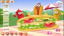 Beach Dog Buddies: Decorate Hot Dogs! Beach Dog Buddies | Kids Play Palace
