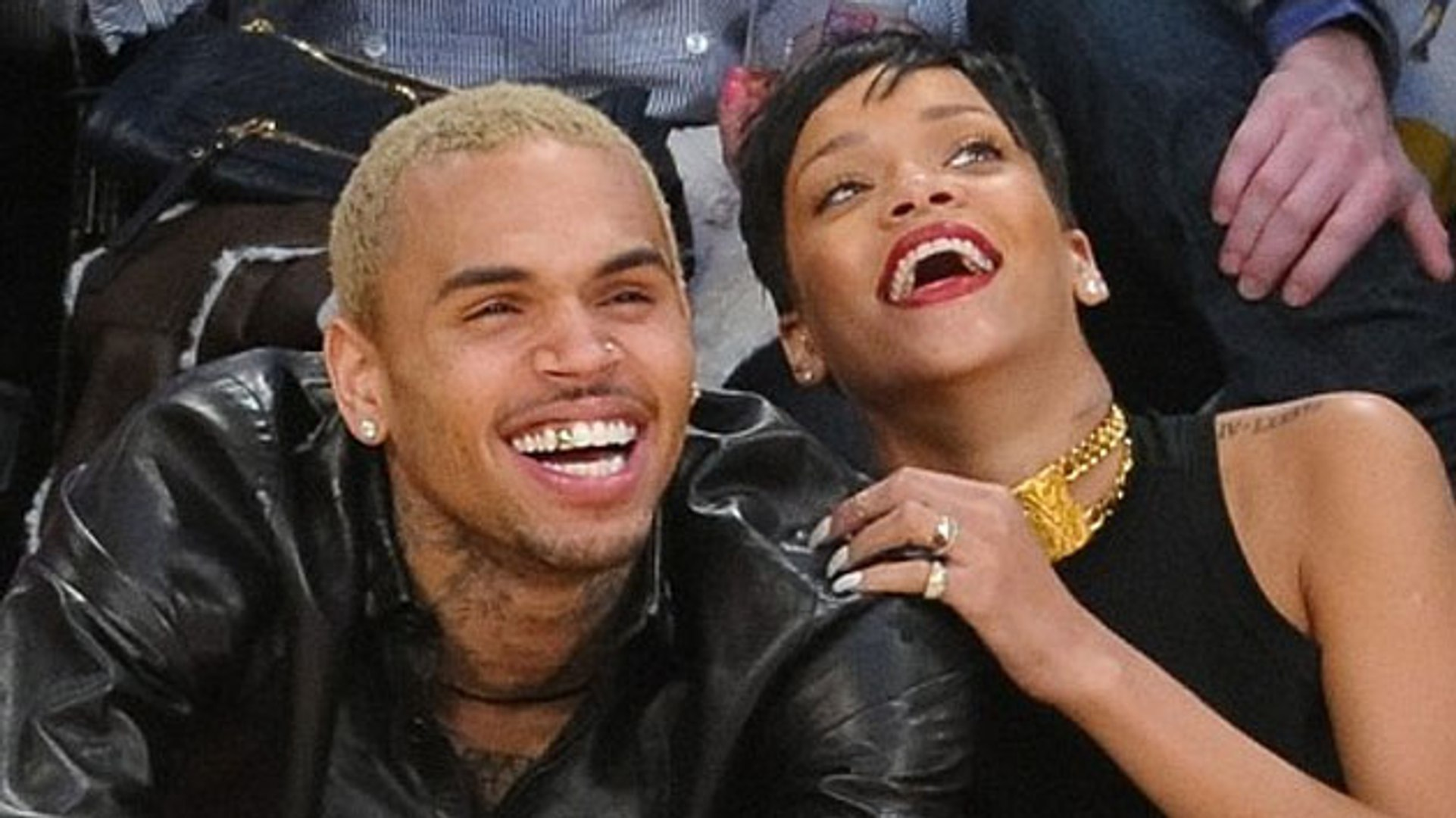 Chris Brown and Rihanna in Couples Therapy?