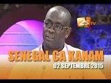Sénégal Ca Kaanam 02 Septembre 2015
