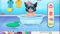 My Little Kitty School Trip - Baby Kitty Play Have Fun in School Bus Trip - Gameplay Carto