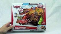 :) Micro Drifters Radiator Springs Drift Challenge Track Playset Cars 2 Disney Drifting Ra