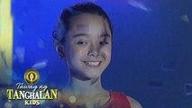 Tawag ng Tanghalan Kids: Sheena Belarmino on her third win!