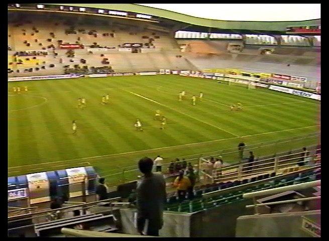 1997 La Beaujoire - Match Ultimate Frisbeurs vs Jacksuns