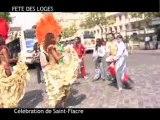 FETE DES LOGES - COURONEMENT DE LA REINE...