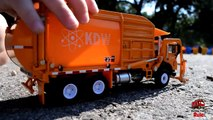 First Vehicles - Garbage Truck, Police Truck, More l For Kids!-y