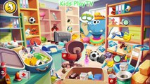 Dr Pandas Airport Apps for Kids Airplan Flying 3D Game Preschool