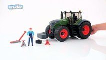 Fendt 1050 Vario mit Mechaniker -- 04041 -- Bruder Spielwaren-RA4mHk