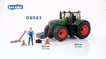 Fendt 1050 Vario mit Mechaniker -- 04041 -- Bruder Spielwaren-RA4