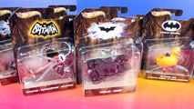 Hot Wheels Batman Cars With Tumbler And Batmobile-D7cbJ73