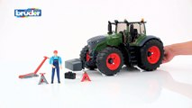 Fendt 1050 Vario mit Mechaniker -- 04041 -- Bruder Spielwaren-RA4m