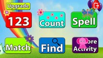 2 app MAGIC NUMBER education for kids very cool - Learn counting number 0 to 9 for Prescho