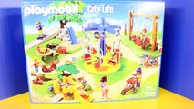 Imaginext Joker ruins Playmobil Day at the Park Batman fights back with a squirrelly plan-oYSK6pF