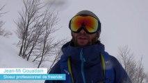 Sur les skis avec Jean-Mi Gouadain, freerider professionnel