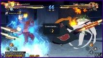 Naruto Shippuden Ultimate Ninja Storm 4 : ULTIMATES COMBINADOS ! AKATSUKI NARUTO Y BORUTO
