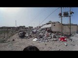 Mosul 360°: Rubble and ruins from Iraqi military op against ISIS