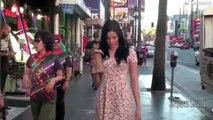 Aux Etats-Unis, une jeune fille fait semblant d'être ivre juste pour tester les réactions des hommes dans la rue