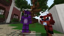 FNAF Whos Your Daddy - WITHERED BONNIE IS OUR DADDY?! (Minecraft FNAF Roleplay) #4