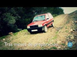 Panda Raid Diariomotor. Etapa 00.#PandaRaidDM