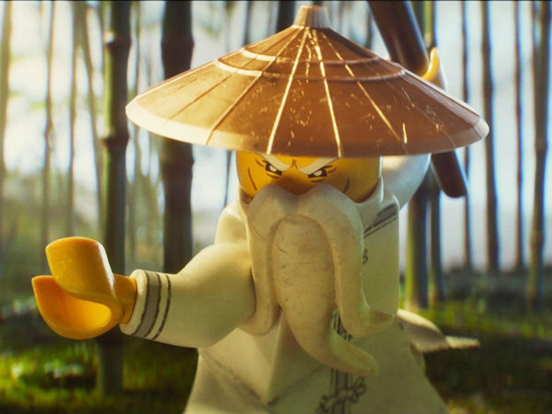 The Lego Ninjago Movie: Trailer HD VF